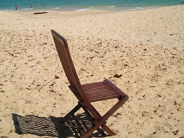 Single nach dem Urlaub