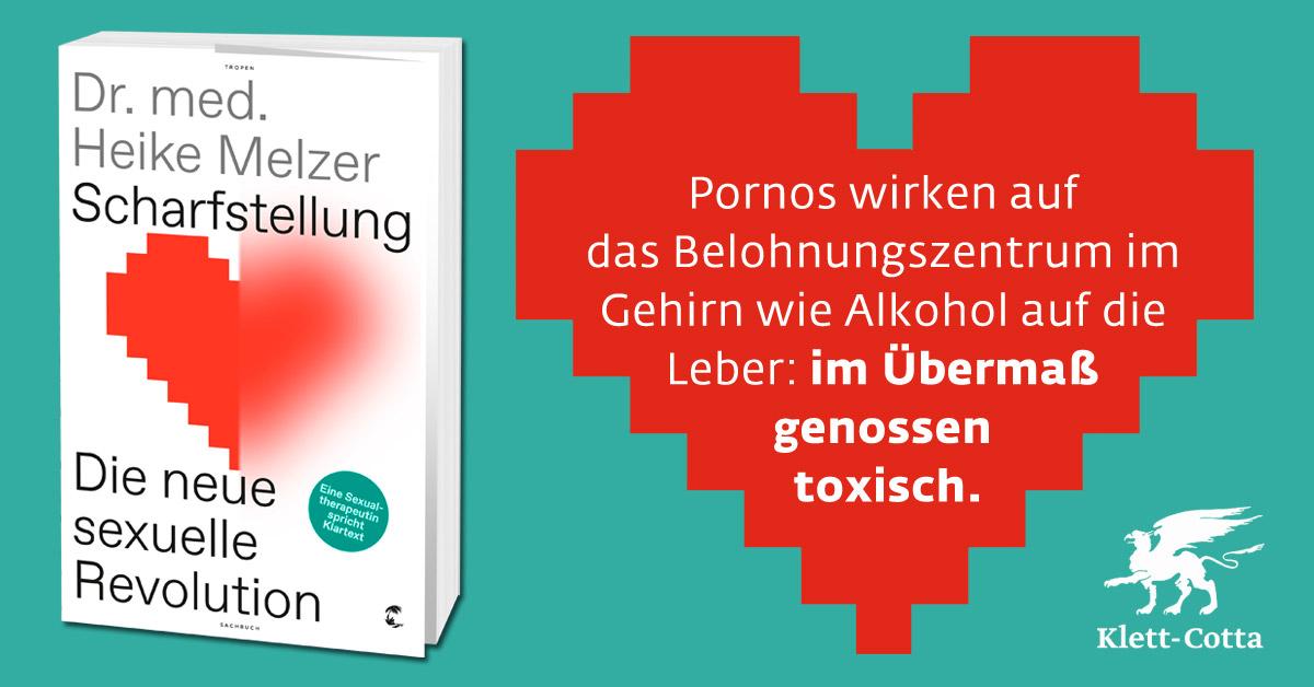 """Dr. med. Heike Melzer: """"Pornos wirken auf das Belohnungszentrum im Gehirn wir Alkohol auf die Leber: im Übermaß genossen toxisch."""""""