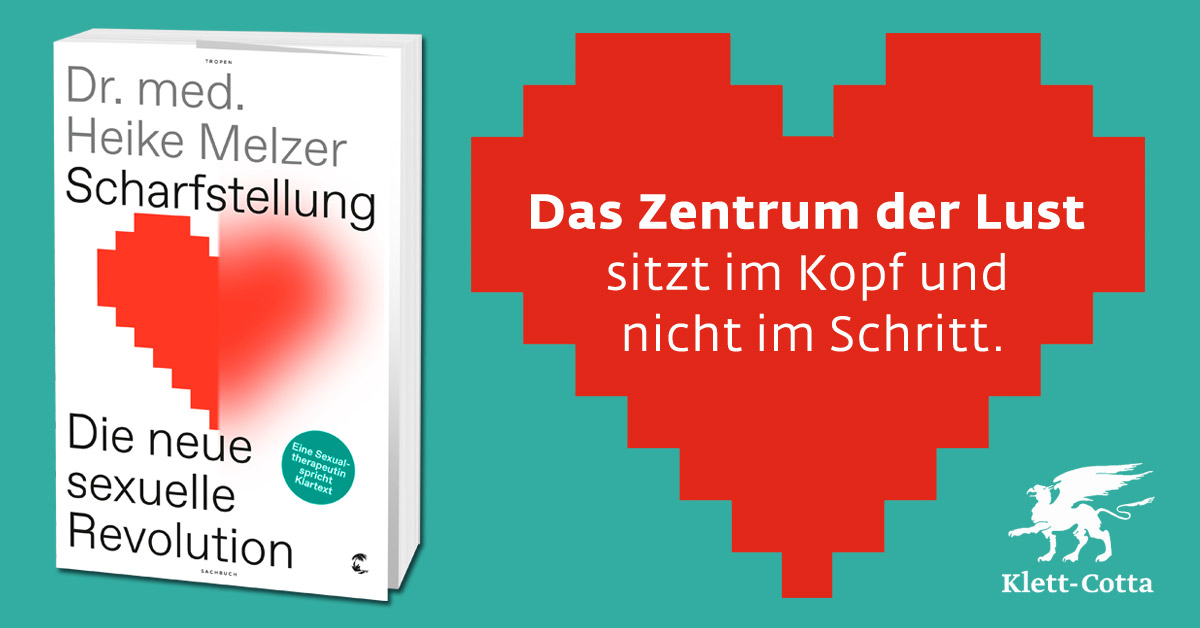 """Dr. med. Heike Melzer: """"Das Zentrum der Lust sitzt im Kopf und nicht im Schritt."""""""