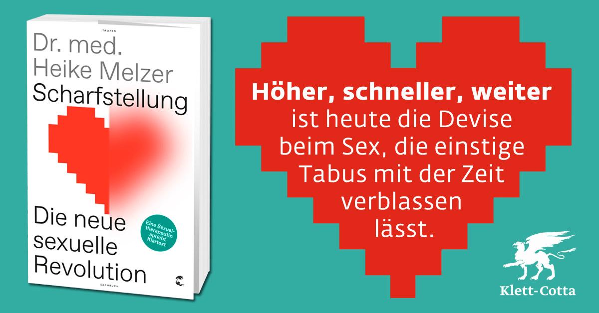 """Dr. med. Heike Melzer: """"Höher, schneller, weiter ist heute die Devise beim Sex, die einstige Tabus mit der Zeit verblassen lässt."""""""