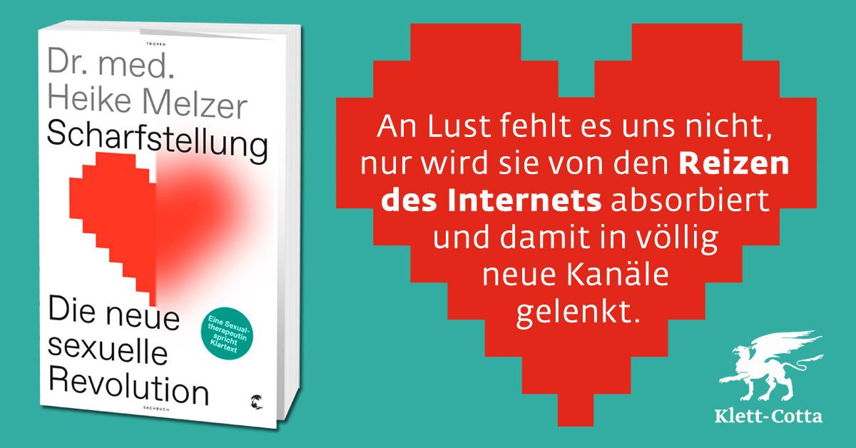 """Dr. med. Heike Melzer: """"An Lust fehlt es uns nicht, nur wird sie von den Reizen des Internets absorbiert und damit in völlig neue Kanäle gelenkt."""""""
