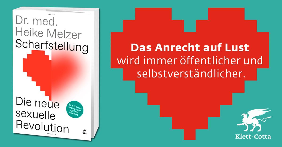 """Dr. med. Heike Melzer: """"Das Anrecht auf Lust wird immer öffentlicher und selbstverständlicher."""""""