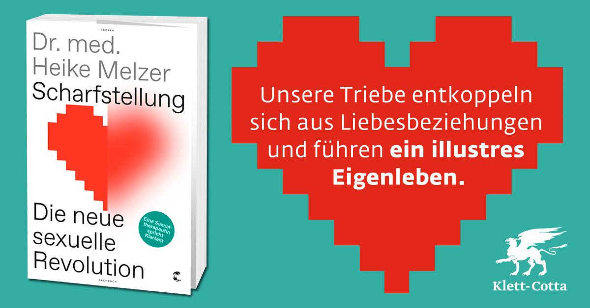 """Dr. med. Heike Melzer: """"Unsere Triebe entkoppeln sich aus Liebesbeziehungen und führen ein illustres Eigenleben."""""""