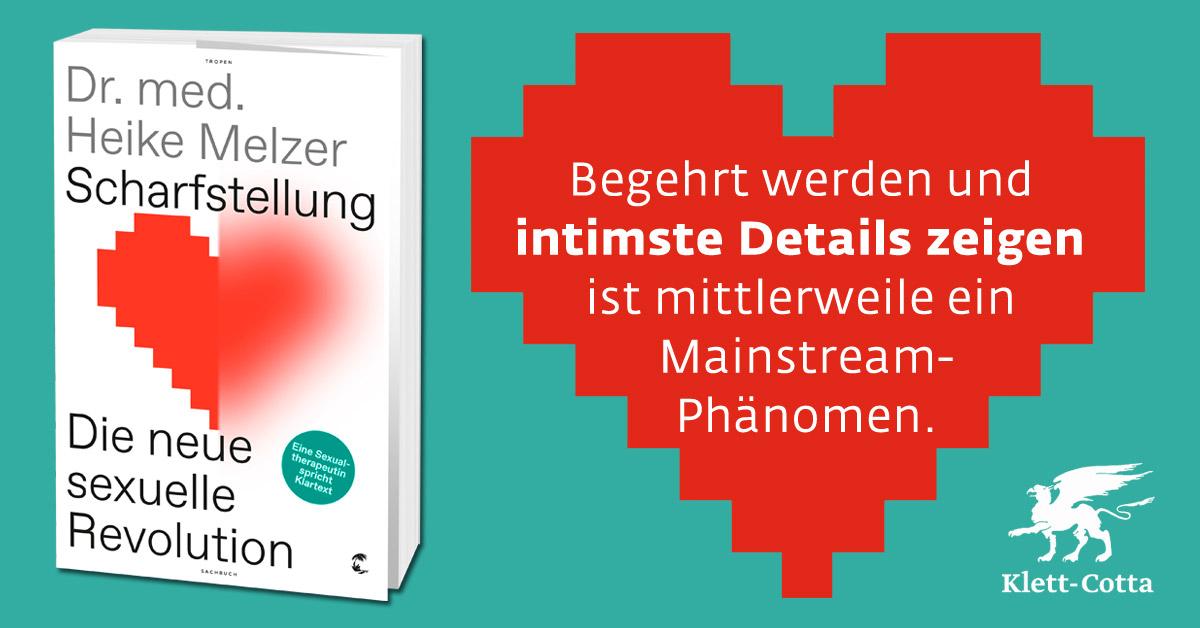 """Dr. med. Heike Melzer: """"Begehrt werden und intimste Details zeigen ist mittlerweile ein Mainstream-Phänomen."""""""