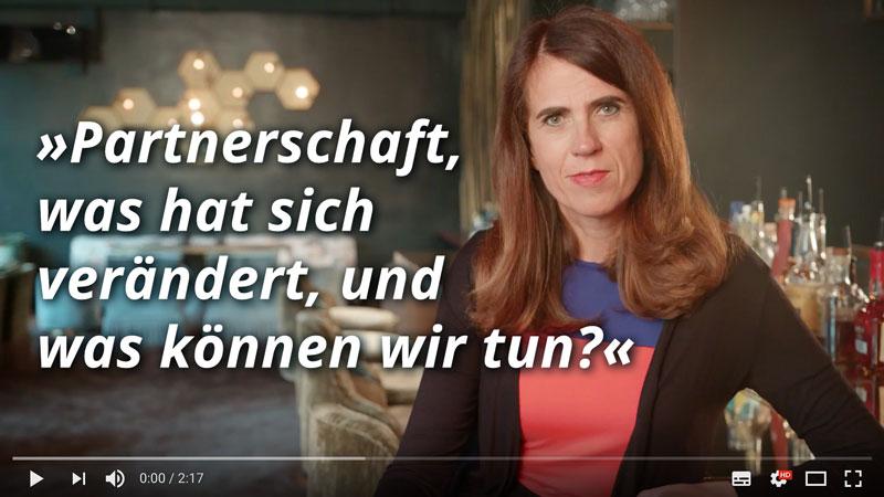 Dr. med. Heike Melzer: Partnerschaft, was hat sich verändert und was können wir tun?