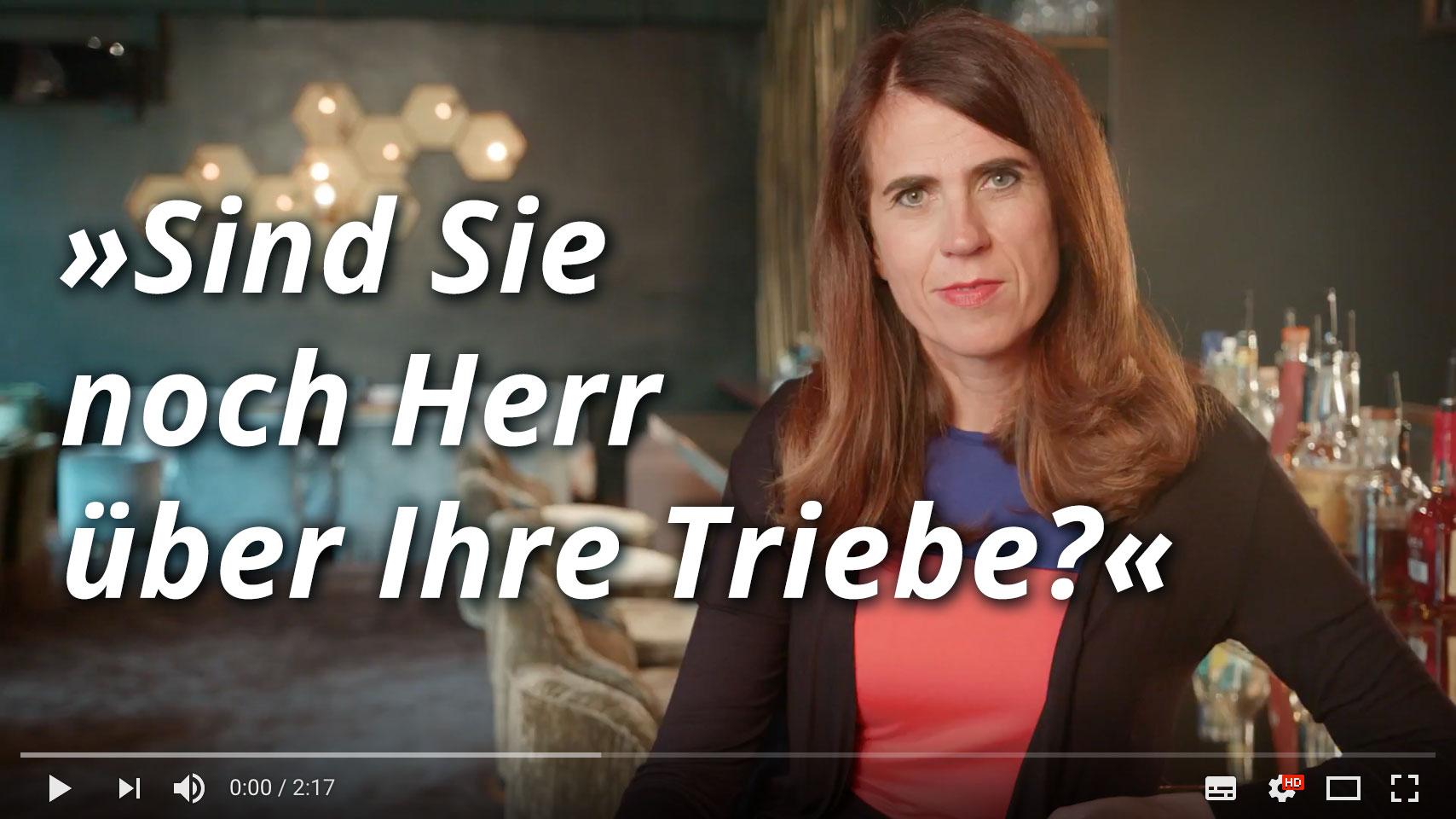 Scharfstellung von Heike Melzer: Sind Sie noch Herr über ihre Triebe?
