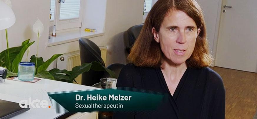 Dr. med. Heike Melzer – SAT.1 – AKTE Staffel 2019 • Episode 43 • 21.10.2019 • 22:15